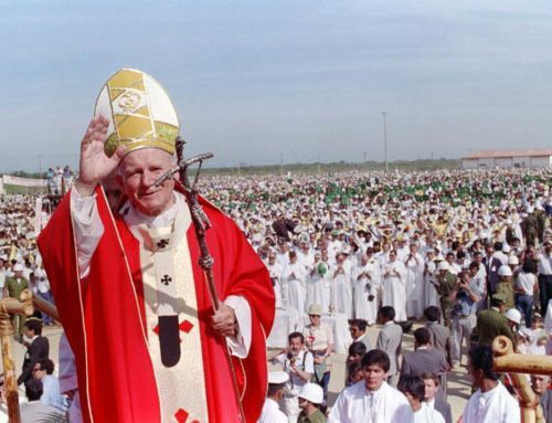 The Pope is the VICAR of Christ (Meaning and Examples)